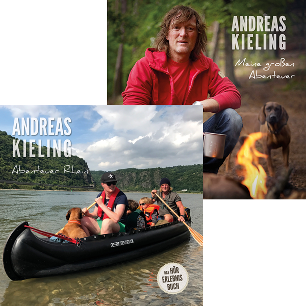 """Hörbuch Bundle - Zwei Alben zum Vorzugspreis """"Abenteuer Rhein"""" & """"Meine großen Abenteuer"""""""
